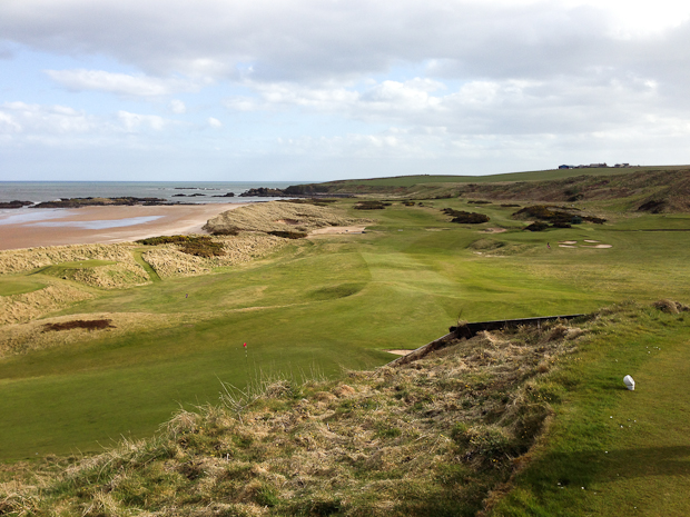 Day 1: Cruden Bay Golf Club