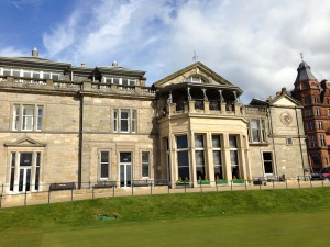 R&A Clubhouse, St. Andrews